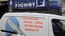 Prosignal - Serrurerie Paris , Portes Blindées Paris , Coffres-forts Paris, Antennes TV Paris