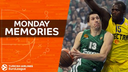 Monday Memories: Diamantidis lifts Greens