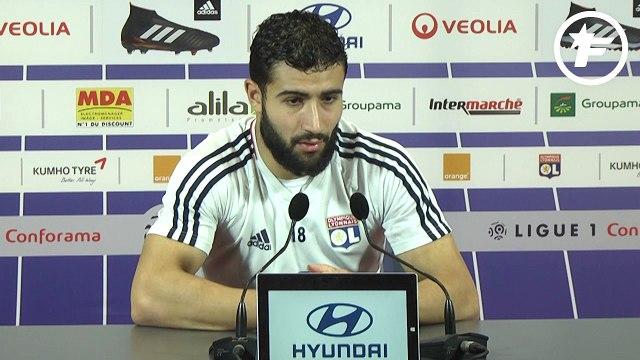 OL : Nabil Fekir évoque un changement de système