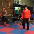Actor Tiger Shroff Stunts    tiger shroff latest videos_