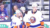 Josh Bailey records first career hat trick
