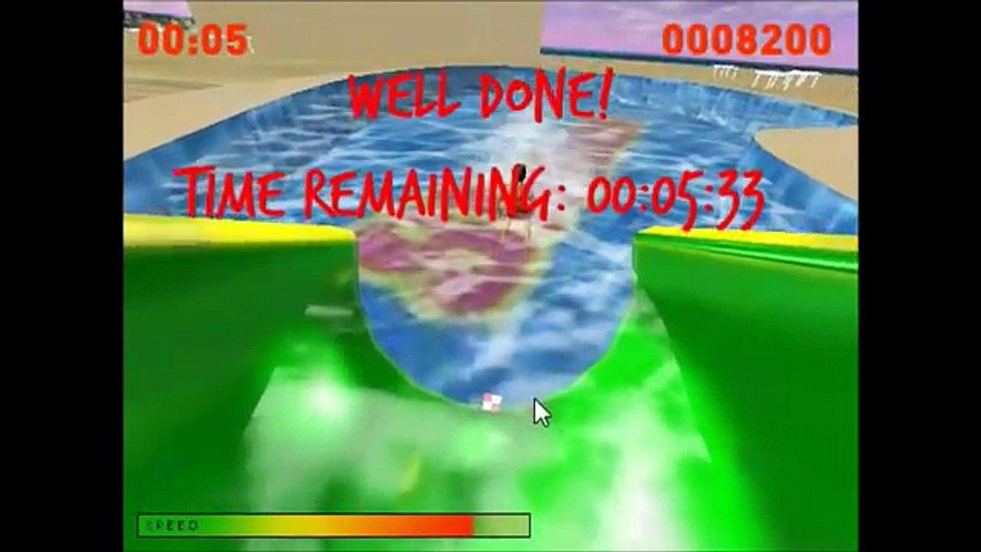 Starburst Waterslide Game Online Free