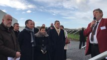 Description du fonctionnement de la centrale solaire thermique