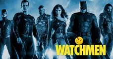 Justice League Trailer | Watchmen Style HD | Zack Snyder, Ben Affleck, Gal Gadot