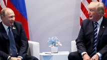 Trump Urges Putin To Help With Curbing North Korean Nuclear & Missile Programs