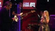 Gloria et Julien Clerc - La chanson d'Emilie Jolie et du grand oiseau (LIVE) - Le Grand Studio RTL