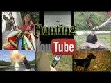 Hunting YouTube - hog hunting, match fishing and driven bird shooting