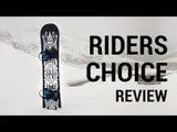 Gnu Riders Choice Snowboard On Snow Review 2015/2016   EpicTV Gear Geek
