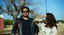 Cross Stitch Shoot BTS Message from Mohsin Khawar and Laila Khan