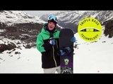 Lobster Eiki Helgason Pro Snowboard On Snow Review 2015/2016 | EpicTV Gear Geek