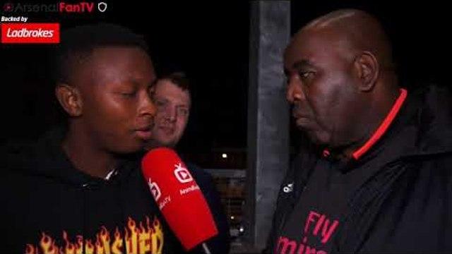 Can Arsenal Beat Man City Next Week (Robbie Asks The Fans) | Arsenal 2 Swansea City 1