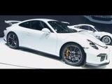Porsche 911 GT3 2014 - Porsche Celebrates 50 Years of the 911 in Style
