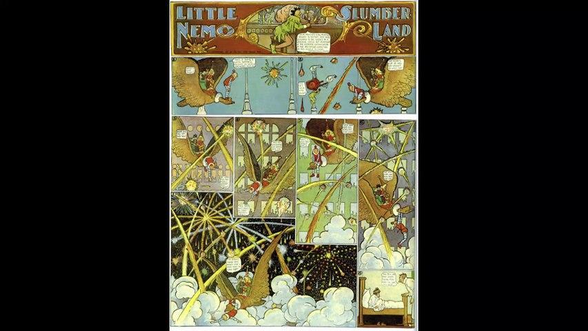 La bande dessinée américaine, de Krazy Kat aux Peanuts