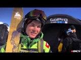 FWT Fieberbrunn 2013 - Men's Ski Winner Silas Chickering-Ayers