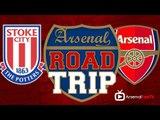 Road Trip To The Britannia Stadium | Stoke v Arsenal