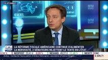 Les tendances sur les marchés: la réforme fiscale américaine continue d'alimenter la nervosité - 15/12