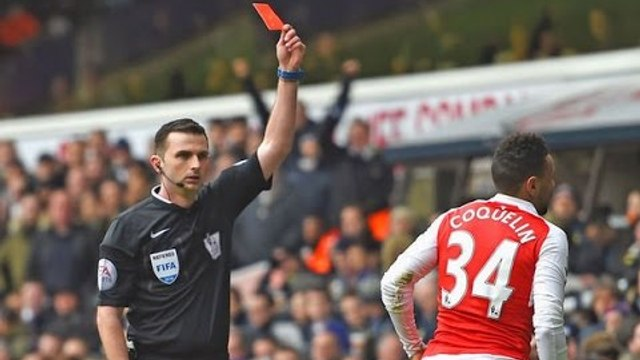 Look Away Now Francis Coquelin Because It's Time For The Player Ratings | Spurs 2 Arsenal 2