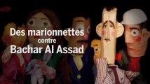 Rafat Alzakout, un marionnettiste contre Bachar Al-Assad