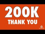 200K Thank You, Thank You, Thank You!!!