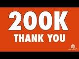 200K Thank You, Thank You, Thank You!!!