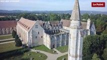 Abbayes légendaires : Royaumont, dans le Val-d'Oise