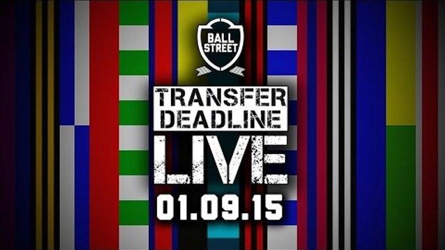 Periscope With Robbie - TRANSFER DEADLINE LIVE: (01.09.15)