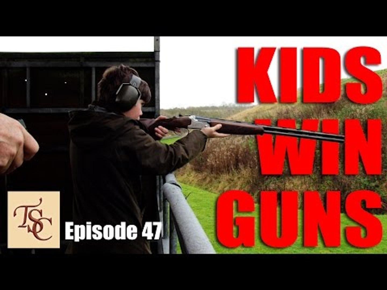 Schools Challenge TV - Kids Win Guns