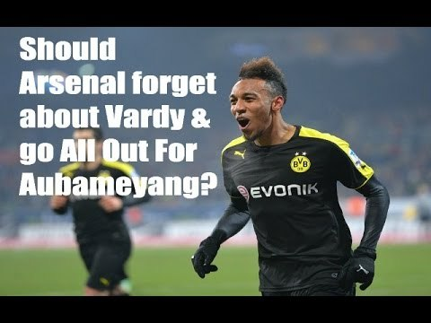 Should Arsenal Forget About Vardy & Get Aubameyang? | AFTV Transfer Daily
