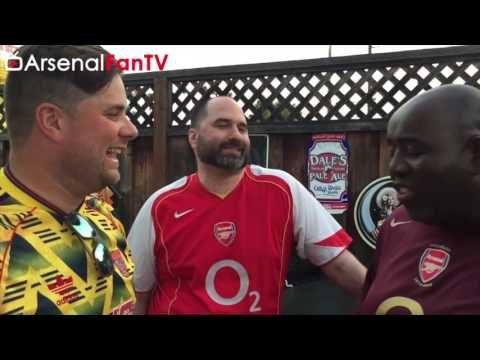 Arsenal In San Jose | Fans Invent Granit Xhaka Chant | AFTV Vlog | Day 2