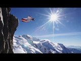 Pure Wingsuit Flight From Aiguille du Midi | Free & Fast with Geraldine Fasnacht, Ep. 4