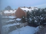 SNOW it's snowing again on SUNDAY 10th December 2017