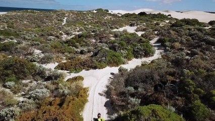 Drone ATV Ride In Australia