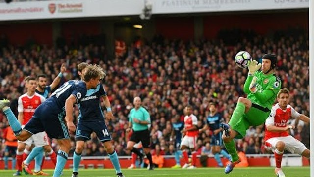 Arsenal vs Middlesbrough 0-0 | Petr Cech Saves The Day | Player Ratings