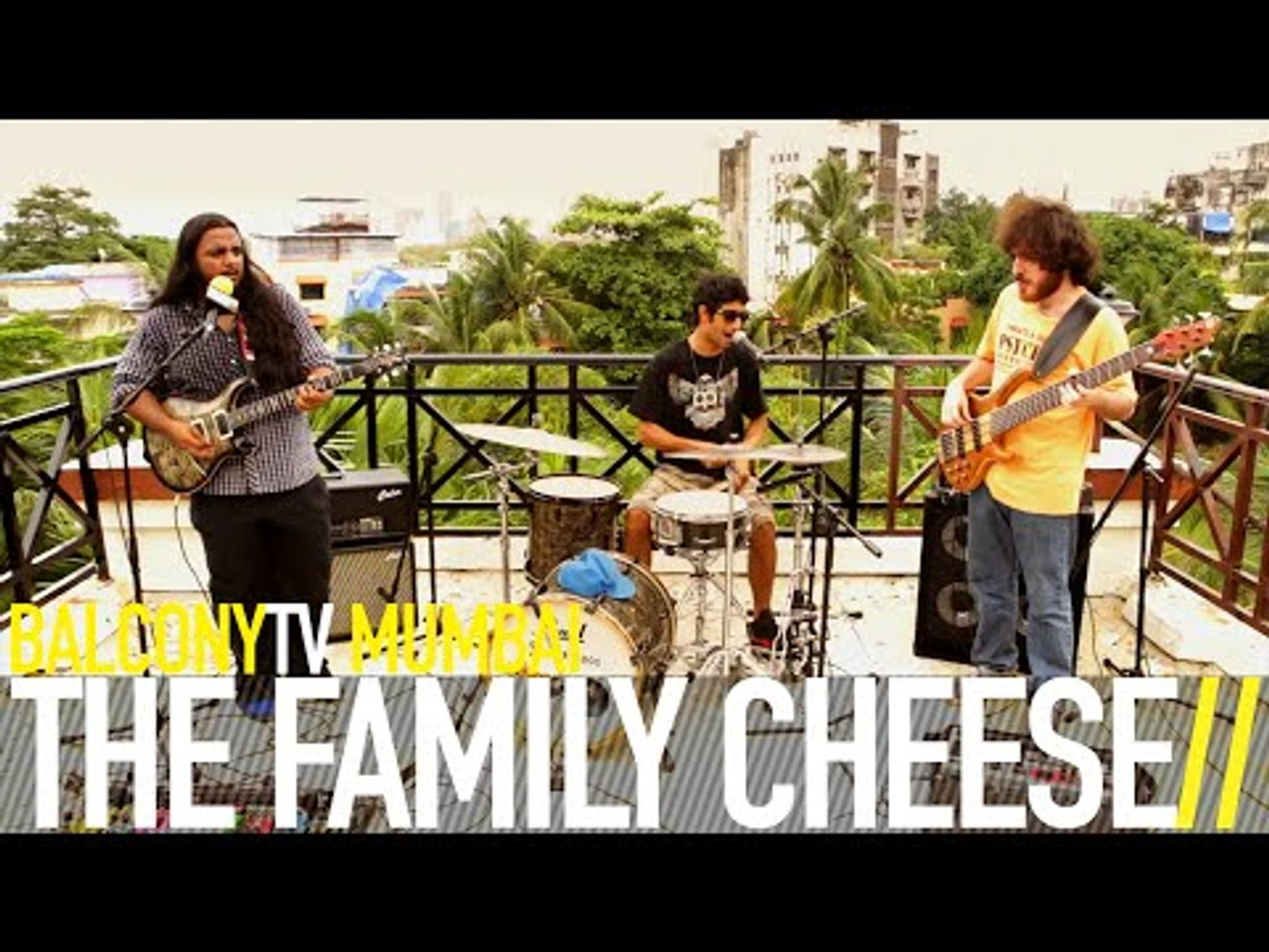 THE FAMILY CHEESE - BLUE & PISSED OFF (BalconyTV)