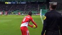 Fabinho Goal HD - St Etienne0-3Monaco 15.12.2017