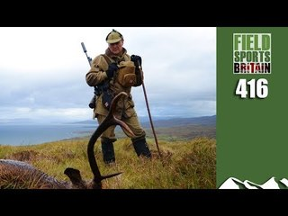 Fieldsports Britain - A Year in the Life of Red Deer, part 2