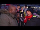 Arsenal 2 Burnley 1   Patrick Vieira Used To Get Sent Off Like Granit Xhaka (Lee)