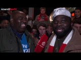 Arsenal 5 Lincoln 0 | Since Ox Met The Girl From Little Mix He's Played Well says Kelechi