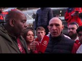 Arsenal 2 Man City 2 | Arsenal Fans Fighting Amongst Themselves Is Disgusting (Lee Rant)