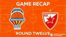 Highlights: Valencia Basket - Crvena Zvezda mts Belgrade