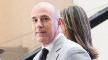 Matt Lauer's Accuser 'Terrified' Of Being Outed, Says Lawyer