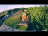 Matt Jones And Sam Pilgrim Ride A Private Freeride Compound | Dirt Life with Matt Jones Ep, 10
