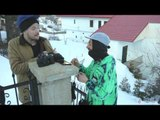 Searching Out Greece's Awesome, Hidden Street Snowboarding Spots | Snowboard Odyssey, Ep. 2
