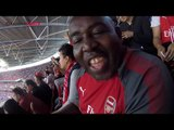 Wembley Is Our Second Home! | Arsenal v Chelsea Vlog