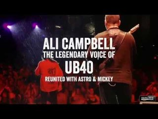 Ali Campbell - Silhouette - Out Now