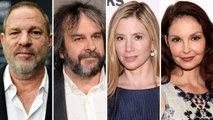 Peter Jackson Admits That Harvey Weinstein Told Him to Blacklist Ashley Judd & Mira Sorvino | THR News