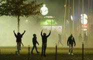 Saint-Etienne-Monaco : Incidents à Geoffroy-Guichard, des CRS devant les vestiaires