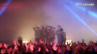 EPISODE BTS 방탄소년단 불타오르네 FIRE