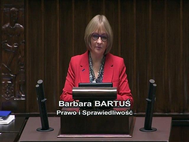 Barbara Bartuś - 23.11.17