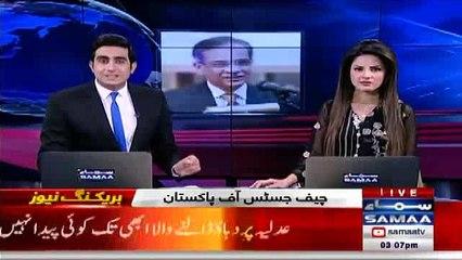 CJP Indirectly Bashing Lifafa Journalists & Nawaz Sharif